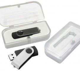 caja de plastico para memoria usbs