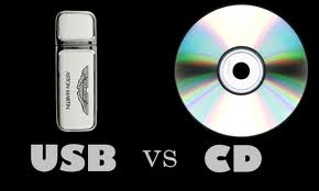 usb vs cd
