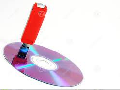 memoria usbs brente al dvd