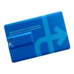 Promopen Memoria usb Credit Card