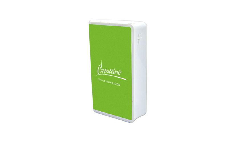 Powerbank personalizada Libro