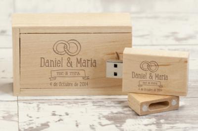 Memorias USB para boddas