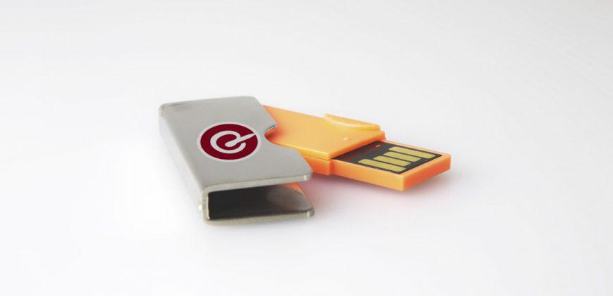 Memoria USB personalizada Rotate