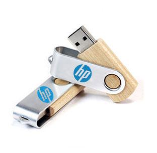 Memoria USB personalizada Classic de Madera